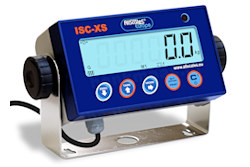 Weegindicator ISC-XS 250px