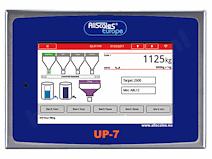 UP-7 weight indicator 212x159