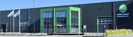 Bedrijfspand Opslaghallen Henk Maas De Peel Veen 500px