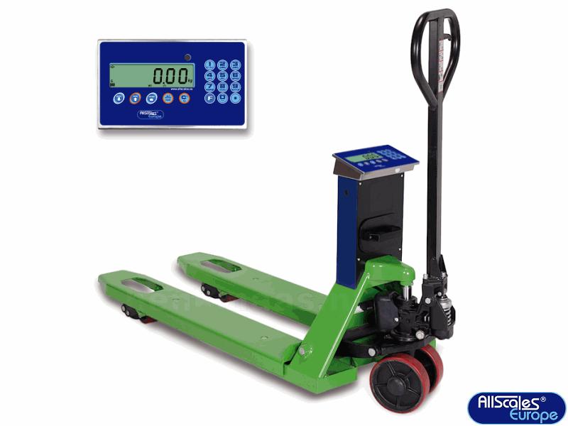 PT(M) Weighing Pallet Truck