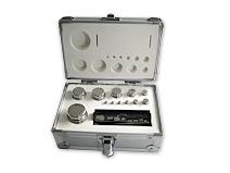 Gewichtenset In Alum Koffer 2110g